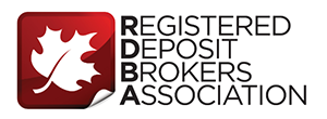 Registered Deposit Brokers Association (RDBA) is Canada's professional standards association for the deposit industry